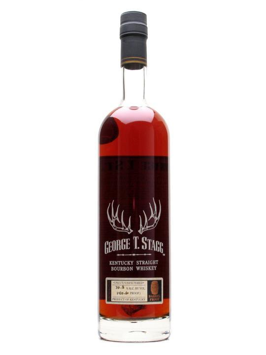 george t stagge whiskey