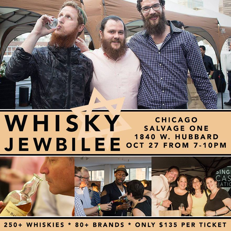 Whisky Jewbilee Chicago