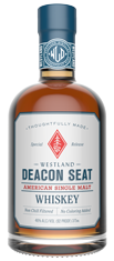 Westland Distillery Deacon Seat American Single Malt Whiskey