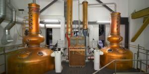 Westland Distillery Stills
