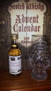 Scotch Whisky Advent Calendar 2015