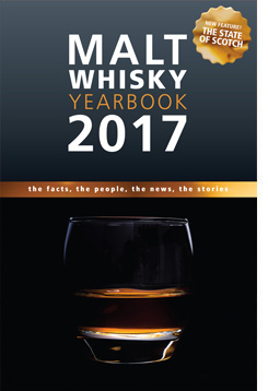 Jewmalt Whisky Reviews Featured in the 2017 Malt Whisky Yearbook